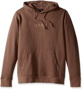 Obey Men's Type Hood Sweatshirt
