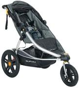 Burley Design Solstice Jogging Stroller, Black
