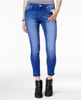 Rampage Juniors' Sophie Maiden Wash Skinny Ankle Jeans
