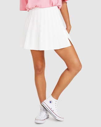Don't Ask Amanda Harps Tennis Skirt