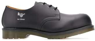 Raf Simons x dr. martens derby shoes