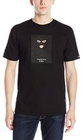 Crooks & Castles Men's Knit Crew T-Shirt - Crookstape