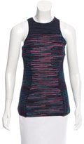 Missoni Sleeveless Scoop Neck Top