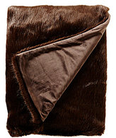 Noble Excellence Montgomery Faux-Fur Throw