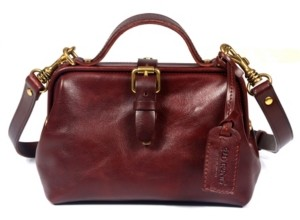 Old Trend Doctor Leather Crossbody Bag