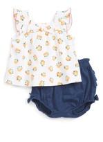 Kate Spade Infant Girl's Orangerie Tunic