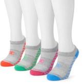 Champion Women's 4-pk. Chevron No-Show Socks