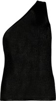 Missoni one-shoulder fitted top