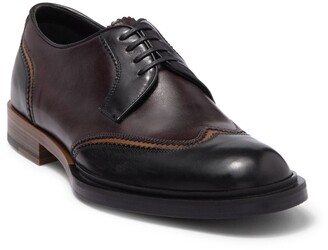 Sergio Rossi Wingtip Oxford Shoe