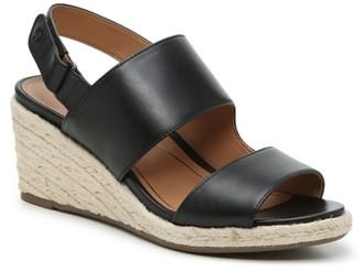 Vionic Brooke Espadrille Wedge Sandal