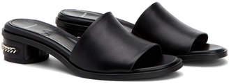 Aquatalia Ryder Weatherproof Leather Sandal