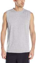 Head Men's Sleeveless Spacedye Hypertek Performance Top, Grey Heather
