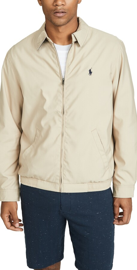 Bi-Swing Windbreaker Jacket
