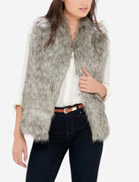 The Limited Faux Fur Vest