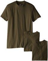 Soffe Men's Soft Spun Military 3-Pack T-Shirts