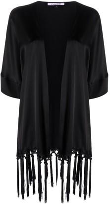Fisico Fringed Kimono Jacket