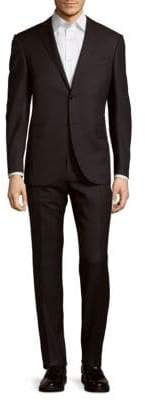 Corneliani Italian Two-Piece Wool Suit