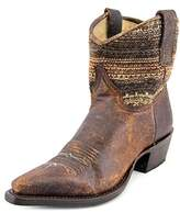 Roper Avril Shorty Square Toe Leather Western Boot.
