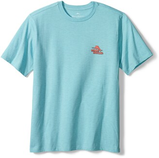 Tommy Bahama Men's Fish You Were Here Graphic Tee