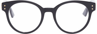 Christian Dior Black DiorCD3 Glasses