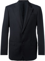 Armani Collezioni single-breasted suit jacket - men - Acetate/Cupro/Viscose/Wool - 50