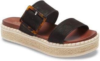 Mia Deedee Platform Slide Sandal