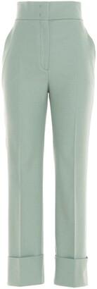 Alberta Ferretti Tailored Pants