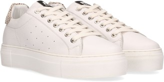 Maruti Ted Leather Trainers - 38