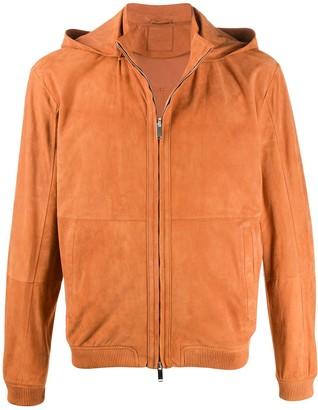 Desa 1972 Hooded Zipped Jacket