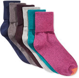 Gold Toe Women's Turn Cuff 6 Pack Socks
