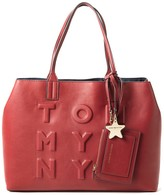 Tommy Hilfiger Tote And Companion Coin Purse