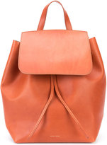 Mansur Gavriel Tumble backpack - women - Leather - One Size