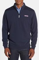 Vineyard Vines Men's Shep Quarter Zip Pullover Sweatshirt