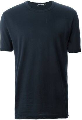 Dolce & Gabbana classic round neck T-shirt