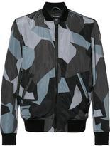 Diesel 'J-kill Digital' bomber jacket