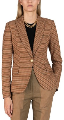 Derek Lam 10 Crosby Allie Single Button Blazer