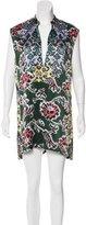 Dries Van Noten Sleeveless Printed Dress