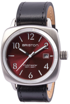 Briston Clubmaster Classic Steel HMS Japanese Movement Watch, 40mm