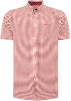 Merc Men's Terry Gingham Shirt