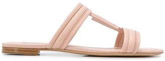 Tod's T-bar sandals