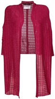 Thumbnail for your product : John Galliano Pre-Owned Lured Knitted Cardigan