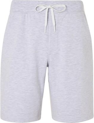 Lululemon City Sweat Melange French Terry Shorts - Men - Gray