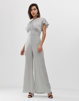 The Jetset Diaries hotel california jumpsuit with open back
