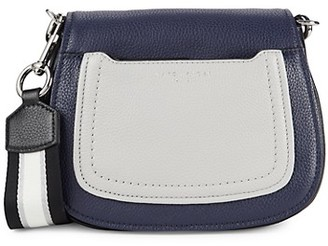 Marc Jacobs Mini Empire City Leather Messenger Bag