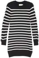 Eliza J Women's Stripe Sweater Dress