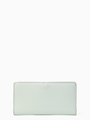 Kate Spade Eva Large Slim Bifold Wallet