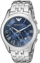 Emporio Armani Men's AR1787 Dress Silver Watch