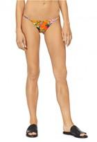 Milly Cabana Floral Print Elba Bikini Bottom
