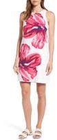 Tommy Bahama Women's Kavala Blossoms Linen Shift Dress