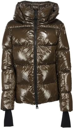 Herno Laminar Glazed Ripstop Down Jacket